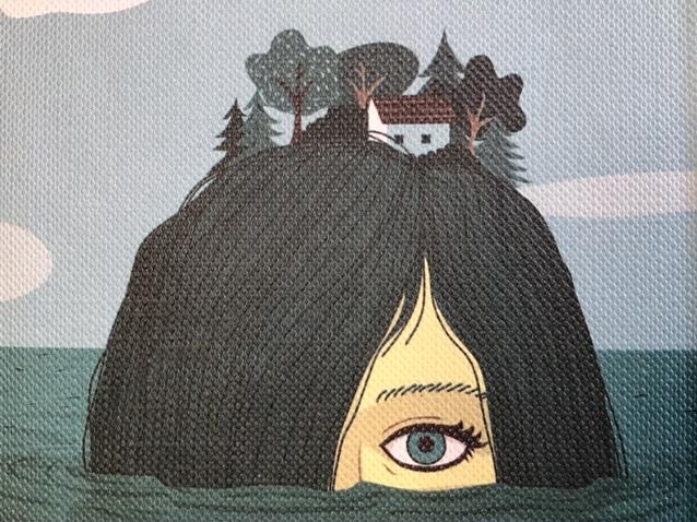 Copertina del libro di Siri Ranva Hjelm Jacobsen Isola Iperborea